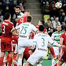 Piłkarze Lechii Gdańsk na kontroli antydopingowej