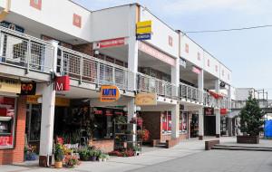 Pawilony handlowe wciąż popularne