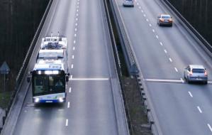 Trolejbusy jeżdżą obwodnicą na Kacze Buki