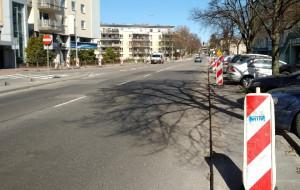 Od środy remont ul. Legionów w Gdyni