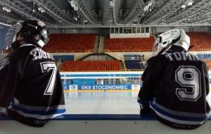 Międzynarodowy turniej hokeja na lodzie dla dzieci w weekend w Hali Olivia