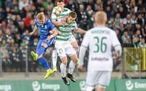 Lechia Gdańsk - Lech Poznań 1:0. Twierdza...