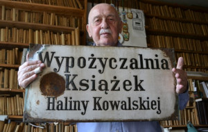 Książki pani Kowalskiej. Dawna biblioteka we Wrzeszczu
