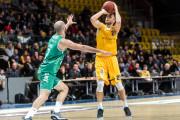 Ważny koszykarz Arki Gdynia. Bartłomiej Wołoszyn: Nie jestem świeżakiem