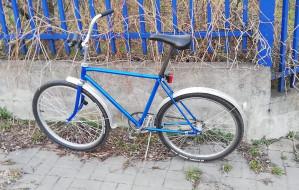 Pijany rowerzysta chciał przekupić strażników
