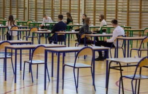 Ostatni egzamin gimnazjalny w historii napisany