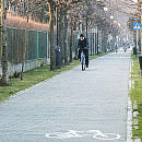 Sopot przebuduje nadmorską trasę rowerową. Początek prac w poniedziałek