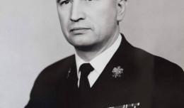 Najstarszy polski admirał spoczął na cmentarzu Witomińskim
