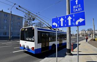 Gdynia: buspasy na ul. Morskiej gotowe