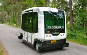 Busem bez kierowcy pojedziemy do zoo