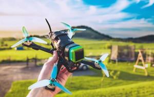 Drony wyścigowe - nowy wymiar sportu