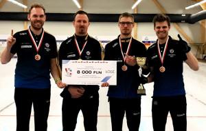 Curling Club Wa ku'ta mistrzem Polski. Rośnie zainteresowanie młodzieży