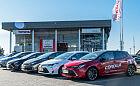 Corolla - trzy wersje nadwozia w Toyota Walder