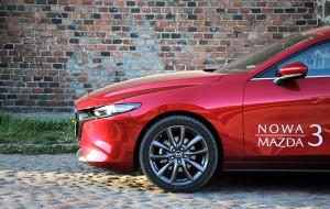 Nowa Mazda 3 robi zakusy na klasę premium