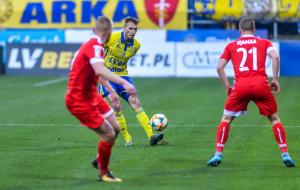 Arka Gdynia broni i strzela. Frederik Helstrup: Chcę zdobyć kolejnego gola