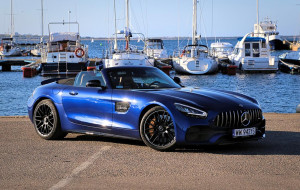 Jazdy testowe Mercedesami-AMG dla każdego