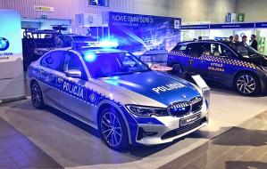 Tak wyglądają nowe radiowozy policji marki BMW