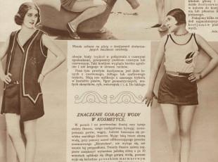 Plusy i minusy wiosny 1929 r.