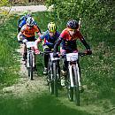 Cykl MTB Pomerania zawitał do Kolbud