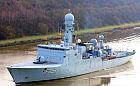 """Okręty """"tarczy przeciwminowej"""" w Gdyni"""