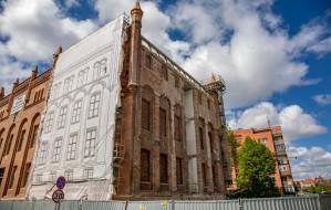 Co się ukazało po wyburzeniu kamienicy przy Lastadii?
