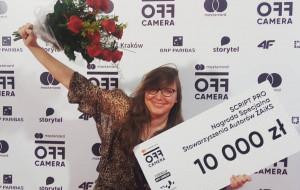 Nagroda dla gdańszczanki za scenariusz filmu o Oruni
