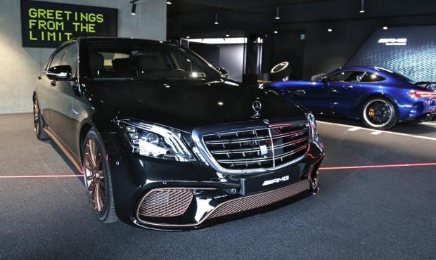Unikatowy model Mercedesa w Trójmieście