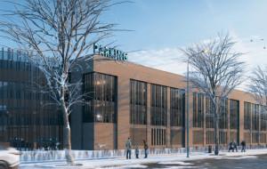 Tak będą wyglądać nowe parkingi kubaturowe w Gdańsku