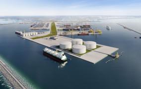 Wybrano ostateczną koncepcję Portu Centralnego w Gdańsku