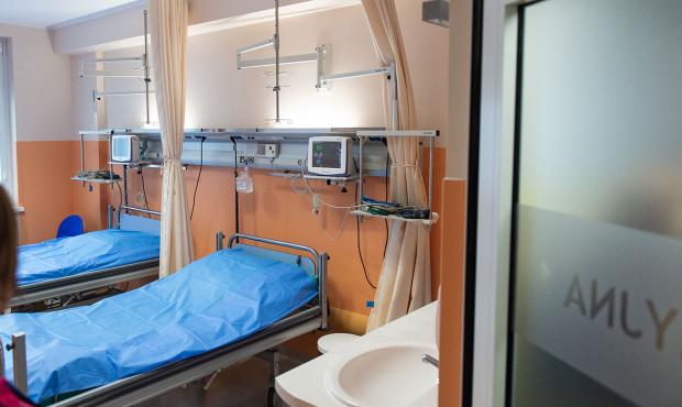 W szpitalu św. Wojciecha otwarto SOR dla dzieci