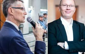 Dwóch kandydatów na stanowisko rektora PG