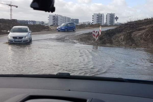 Koniec problemów kierowców na Warszawskiej