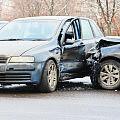 Kolizje drogowe z udziałem kierowcy bez prawa jazdy