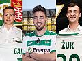Lechia Gdańsk dzień transferów: Maciej Gajos, Mario Maloca, Paweł Żuk