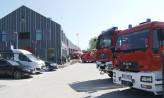 Nowoczesna siedziba strażaków na Oksywiu