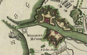 Rocznica bitwy pod Wisłoujściem. Z pamiętnika francuskiego oficera z roku 1734