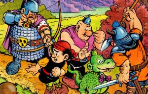 Milion złotych na animowany serial o Kajku i Kokoszu