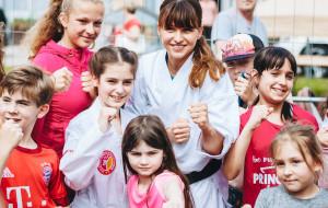 Dzień Dziecka z Anią Lewandowską