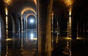 Zbiornik wody Stara Orunia czeka na zwiedzających