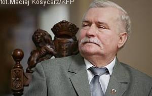 Wałęsa: Zaproszę Grassa na grób mojego ojca