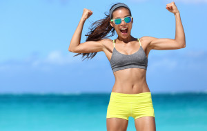 Aktywna babeczka. Jak połączyć plażowanie z aktywnością i sportem?