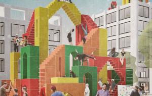 Minecraft w przestrzeni publicznej. Nagroda dla trójmiejskiej pracowni