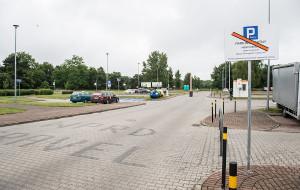 10 zł za cały dzień parkowania przy plaży w Gdańsku
