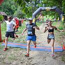 150 biegaczy na Łysej Górze
