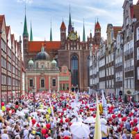 Co najmniej 10 tys. osób na Marszu życia i rodziny w Gdańsku