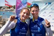 Melzacka i Łoboda drugie w Pucharze Świata. Życiowy sukces żeglarek