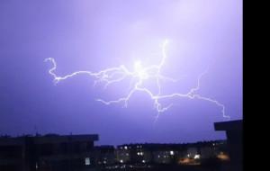 Burza i ulewa w Trójmieście