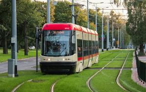 5 Swingów do remontu, 9 tramwajów unieruchomiła ulewa