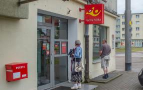 Radni wywalczyli otwarcie poczty na Mickiewicza