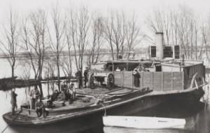 Polscy marynarze wygrali pod Czarnobylem